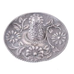 Sanborns Mexico Sterling Silver Souvenir Sombrero