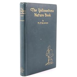 The Yellowstone Nature Book by M.P. Skinner