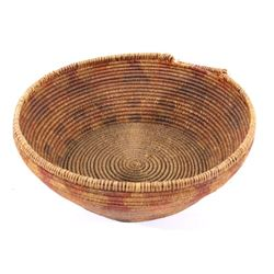 1850's Northwest Coast Indian Basket