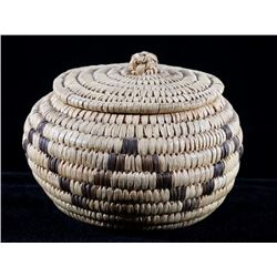 1950's Papago Indian Hand Woven Basket