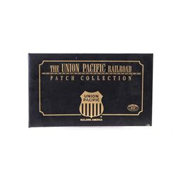 The Union Pacific Railroad Patch Collection