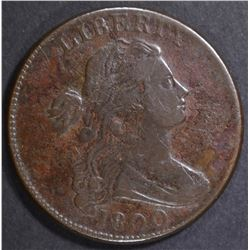 1800 LARGE CENT VF