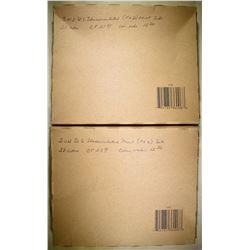 2-2012 U.S. MINT UNC SET IN SEALED BROWN BOX