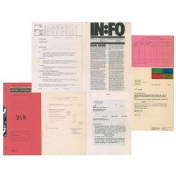 Richie Havens 1972 Munich Concert Material