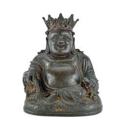Jimi Hendrix's Ming Dynasty Chinese Buddha