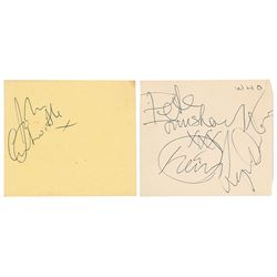 The Who Signatures