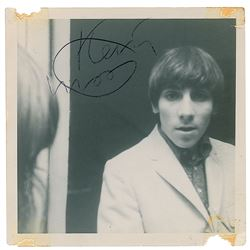 The Who: Keith Moon Signed Photograph