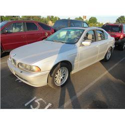 2001 BMW 525i