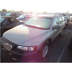 2002 Volvo Cross Country