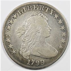 1799 BUST DOLLAR