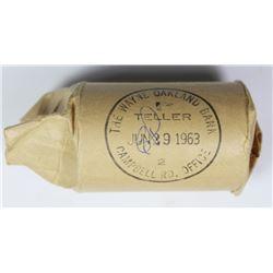 1923 PEACE SILVER DOLLAR ROLL