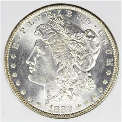 1882-O MORGAN DOLLAR