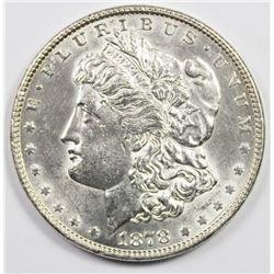 1878 7F MORGAN DOLLAR