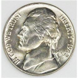 1942-P SILVER NICKEL
