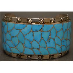 ZUNI INDIAN BRACELET (CARMICHAEL HALOO)