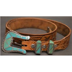 ZUNI RANGER BUCKLE SET