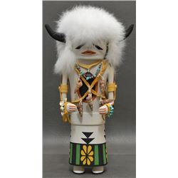 HOPI INDIAN KACHINA (POLEAHLA)