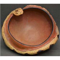 MARICOPA INDIAN POTTERY BOWL (MABLE SUNN)