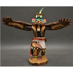 HOPI INDIAN KACHINA ( NAHA)