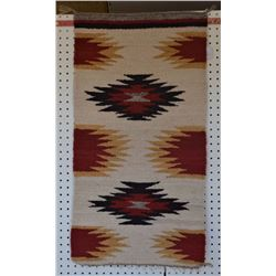 NAVAJO INDIAN TEXTILE (HELEN LIVELY)