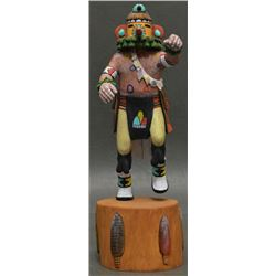 HOPI INDIAN KACHINA (ANDREW SAHMIE)