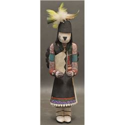 HOPI INDIAN KACHINA (HAROLD LALO)