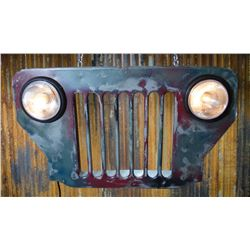 Vintage Grille - Working Headlights - SOLD!!!