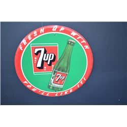 7-Up Sign (Repro)