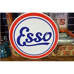 Fantasy Esso Gas Sign