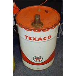 Texaco Oil Pail - SOLD!!!