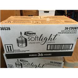 Softlight Liquid Wax Candles