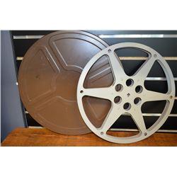 Vintage Movie Reel & Case