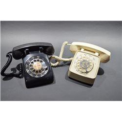 Two Vintage Phones