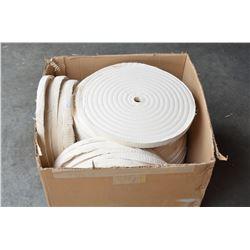 Box of new buffing/polishing wheels