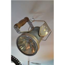 Vintage Mining Light