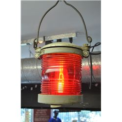 Cast Metal Nautical Light