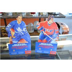 Canada post hockey displays