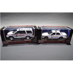 NIB RCMP model toys - SOLD!!!