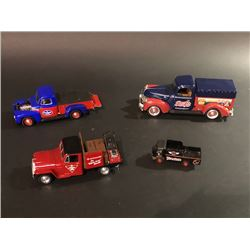 Lot of model cars/trucks
