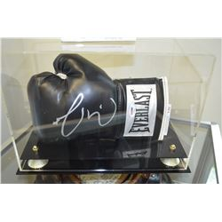 Roberto Guerrero Boxing Gloves - Autographed! - COA - SOLD!!!