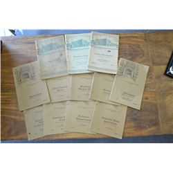 Old Vehicle Manuals
