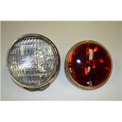 Vintage Industrial Lights