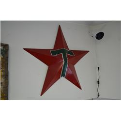 Texaco Sign (metal)