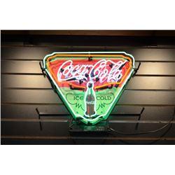 Coca-Cola Neon Light - SOLD!!!