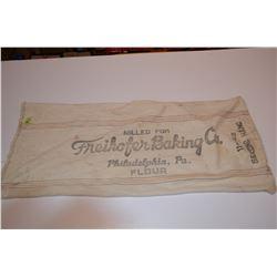 Large - Vintage Backing Co. Sack
