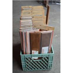 Box of Assorted Wood Wall Plaques/Plates