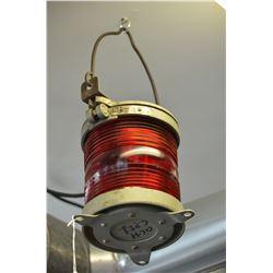 Nautical Lantern (electric 110v plug)