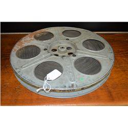 Vintage Film Reel - With original movie!