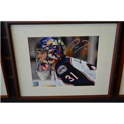 Official NHL Photo (8x10) - Autographed!