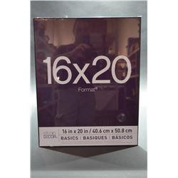 6 - New 16x20 Frames